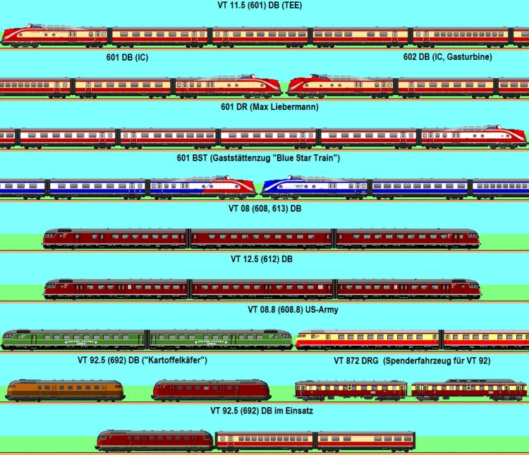 Baureihen-Übersicht gefragt? - Seite 2 - Modelle - 3D-Modellbahn Studio