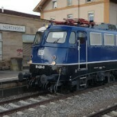 Bahnalltag